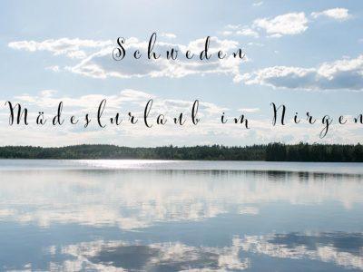 Hey! Schweden mit Freunden