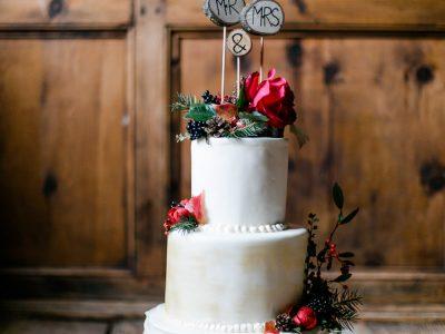 Wir für immer: Torte und Candy Table