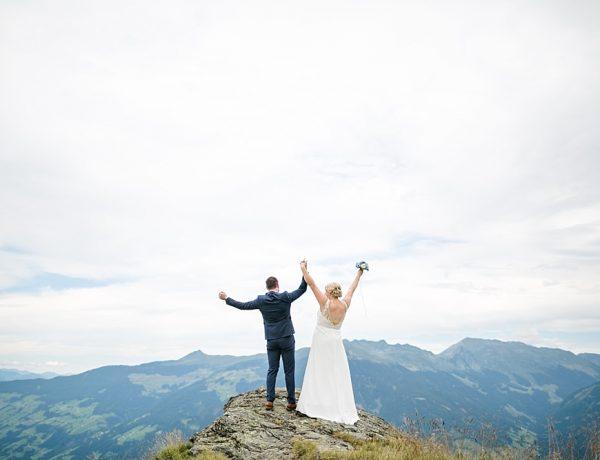 Berg, Alm, Hochzeit