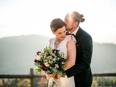 Betti & Ryan | Fairy tale wedding | Kärnten