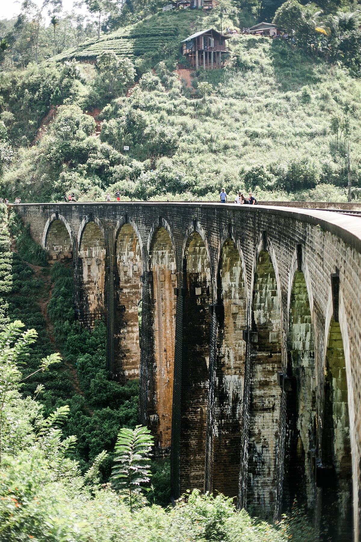 Nine Arches Bridge - Sri Lanka